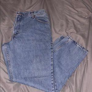 Levi's 550 jeans !!